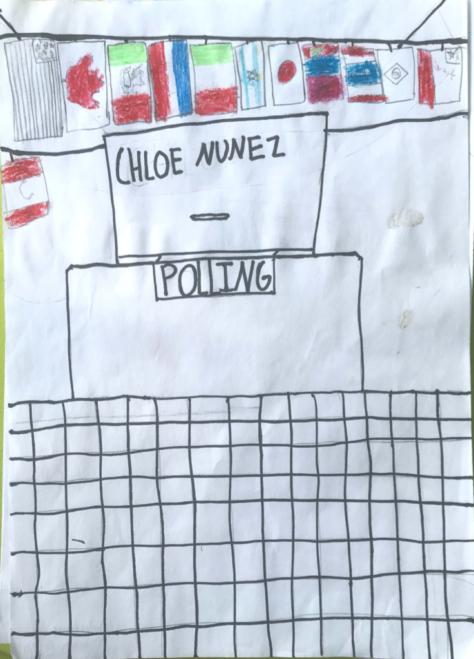 Chloe Nunez - Age 11