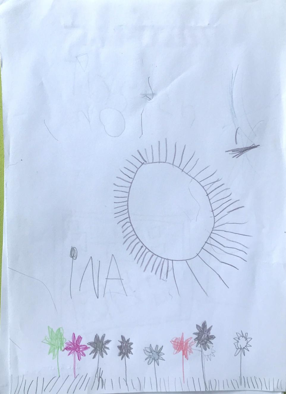 Ina Tanasoiu - Age 5