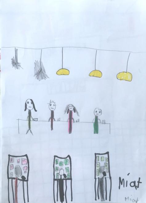 Mia Tanasoiu - Age 8