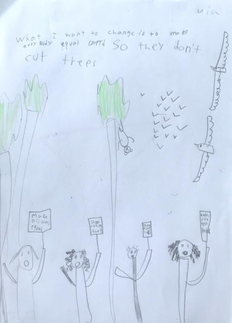 Mia Tanasoiu - Age 8 design 2