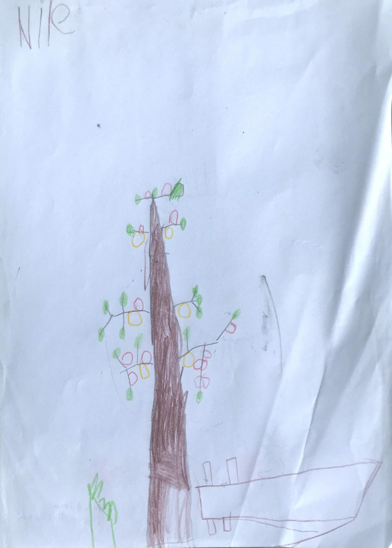 Nile Dillman - Age 6