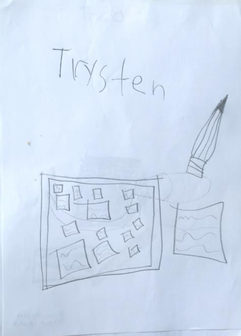 Trysten Mansfield - Age 9